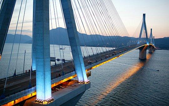 Rio Antirrio Bridge - Change4Ellaktor