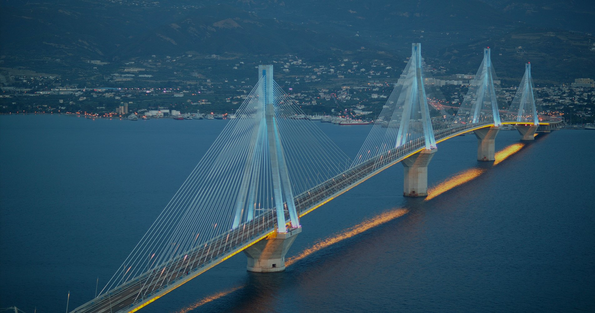 Rio Anitrio bridge in Greece - Change4Ellaktor